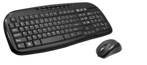 TSCO TKM-7010w Wireless Keyboard and Mouse